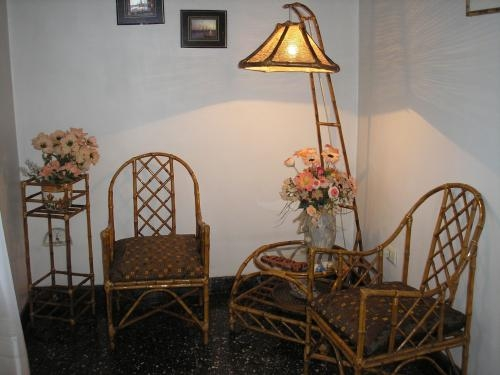 Muebles en bambu para living en Capital Federal, Argentina  Muebles