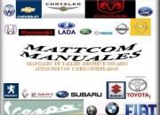 MANUALES DE AUTOS Y MOTOS MUCHAS MARCAS muchos mod: