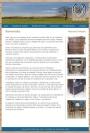 Pago Viejo | Muebles estilo campo | Muebles de hierro
