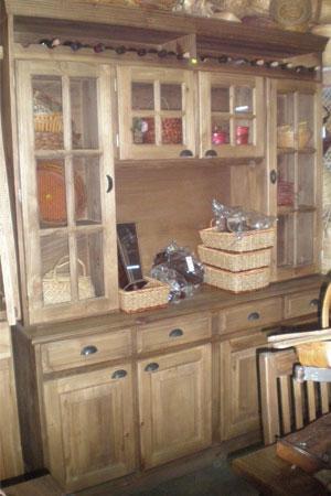 Fotos de la estancia f brica de muebles estilo campo en - Muebles rusticos de campo ...