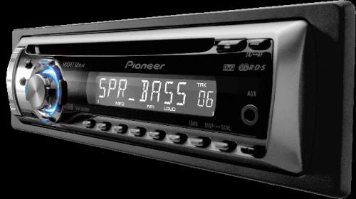 Vendo frente desmontable pioneer 3900 mp3