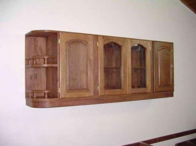 muebles de algarrobo zona norte: