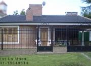 Alquiler temporario  z Villa Carlos Paz .Chalet La Maca