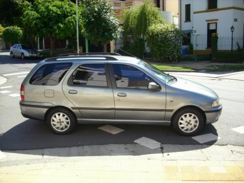 Fiat palio 98 weekend rural nafta full full