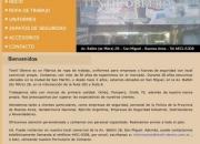Textil Obrero | Fábrica de Ropa de Trabajo | Uniformes para empresas de Seguridad