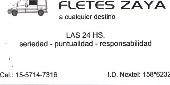 FLETES Y MUDANZAS FINDE TODO CAP Y GBA 24 HS. 46835031/ 1557147316