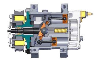 compresor de aire acondicionado de autos. reparo compresores aire acondicionado autos compresor de