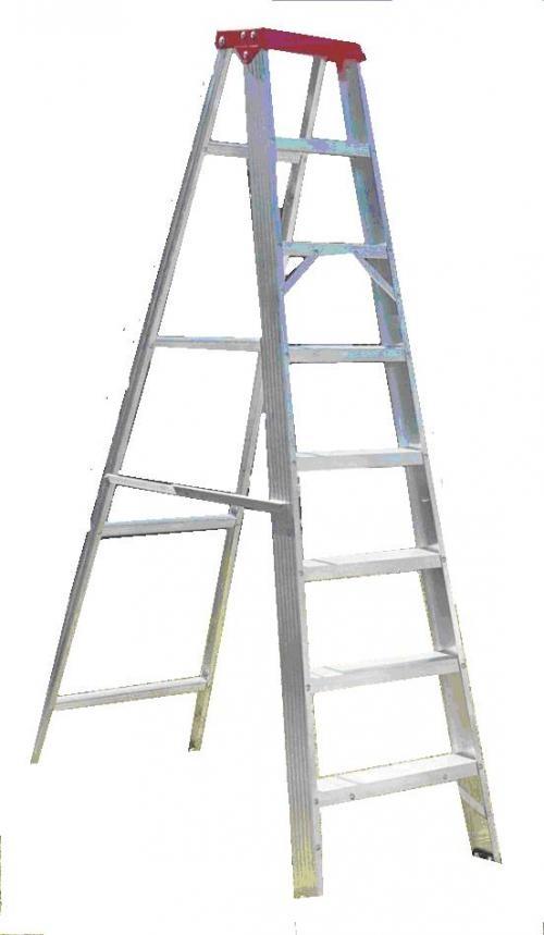 Estuche para escalera for Tipos de escaleras de aluminio