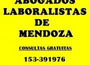 ABOGADOS LABORALISTAS DE MENDOZA