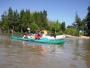 Clases y Paseos en Kayaks Travesía