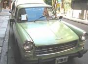 Vendo peugeot pick up 404- modelo 1978