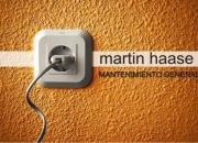 --:: SERVICIOS DE MANTENIMIENTO Y PINTURA MARTIN ::--