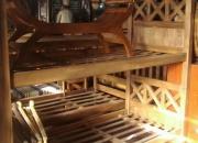 Camas marineras o superpuestas importante stock