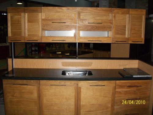 Amoblamientos de cocina en cordoba for Cocinas en granito natural