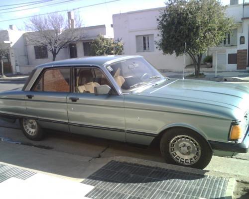 Venta De Autos Usados En Cordoba Ford Falcon
