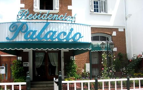 Hotel palacio, mar del plata hotel de una estrella
