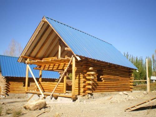 Casas prefabricadas madera casas de troncos prefabricadas - Casas prefabricadas granada ...