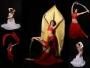 SHOW DE DANZAS ARABES/ARABIAN BALLET/ODALISCAS