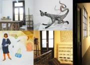 Taller de arte, pintura, dibujo y técnicas mixtas