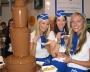 SERVICIO DE CATERING DE CASCADAS DE CHOCOLATE PARA FIESTAS