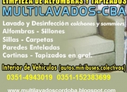 SERVICIO DE LIMPIEZA.- MULTILAVADOS CORDOBA