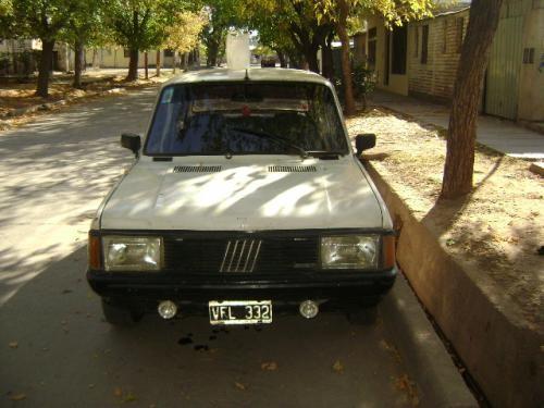 Fiat super europa 1985 gnc vendo permuto x taunus o similar