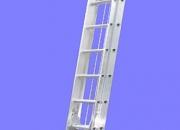 Escalera de Aluminio Modelo Extensible - Toda la línea - Directo de Fabrica