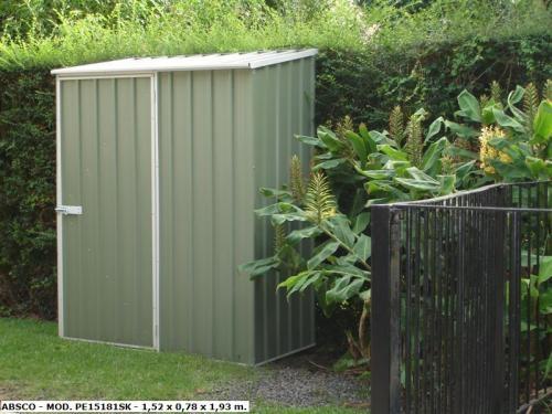 Casetas para el jardin dise os arquitect nicos - Casetas de jardin de segunda mano ...