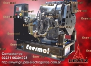 Grupo electrogeno de 18 Kva KIPOR, DEUTZ,