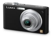 Panasonic lumix fs4 + sd 4 gb.