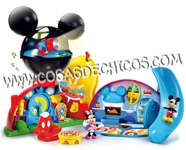 Fotos de la casa de mickey mouse clubhouse disney en Capital Federal