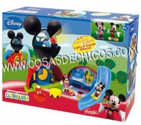 Fotos de La Casa de Mickey Mouse Clubhouse Disney