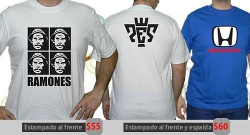 Fotos De Estampados De Remeras Uniformes De Trabajo Camisetas De
