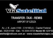 Remis Taxi Costa Atlantica $780 Ezeiza $79