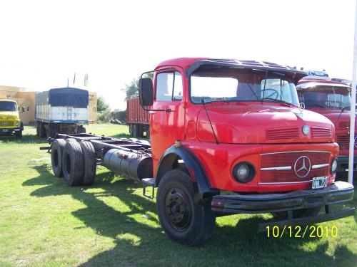 Camion mercedes benz 1114 balancin....impecable !!!!!!