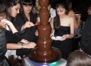 VENTA DE CASCADAS DE CHOCOLATE GRANDES EN ARGENTINA