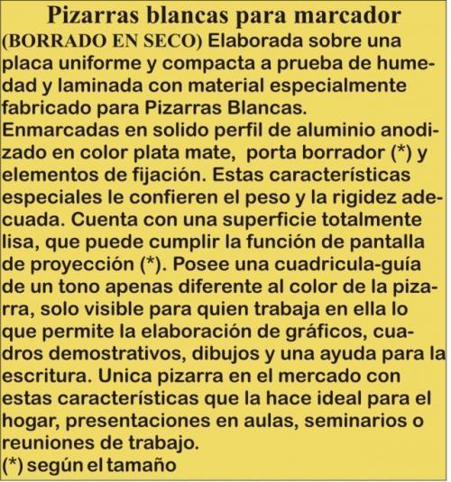Fotos de Paraguay: venta de pizarras acrilicas blancas, magneticas, franelografos, rotafo 2