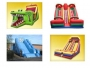 Fabrica de juegos inflables,castillos,obstaculos y toro mecanico