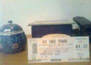 Entrada para U2 360º TOUR
