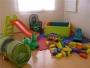Alquiles Mini Livings Plazas Blandas Inflables Cartoon Eventos 45852430