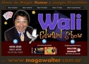 Mago para Fiestas Cel:15-5730-1281 Mago Walter