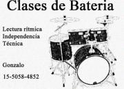 CLASES DE BATERIA ZONA NORTE SAN ISIDRO