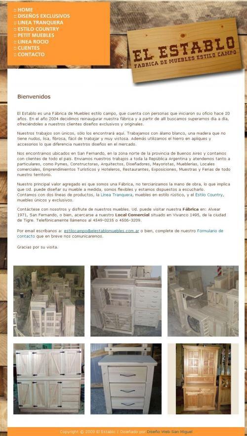 Fotos De Fabrica De Muebles De Pino El Tigre Fabrica En Capital
