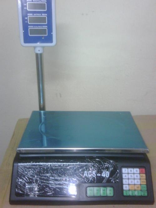 Balanza electronica digital 40kgs $ 350