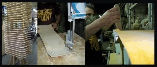 Fotos de Fabrica de tablas de skate y longboard 2