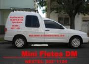 Fletes - Mudanzas - Transporte - MiniFletes - Capital y Gran. Buenos Aires - Zona norte
