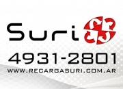 SURI - RECARGA TONER SAMSUNG ML 1610 m1710 XEROX 3116 y  3117 - CALIDAD ORIGINAL - TONER ULTRA BLACK