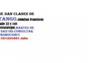 CLASES DE TANGO EN BERAZATEGUI.