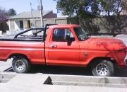 Vendo camioneta ford modelo 81 gasolera
