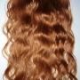 Cortinas de cabello humano procesado